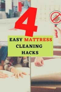 Easy Mattress Cleaning Hacks